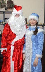 Продажа костюмов деда мороза и снегурочки
