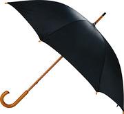 Артикул 96010-30 Зонт трость черный